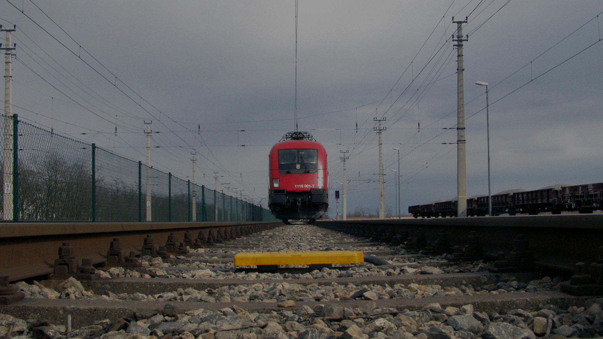 European Train Track