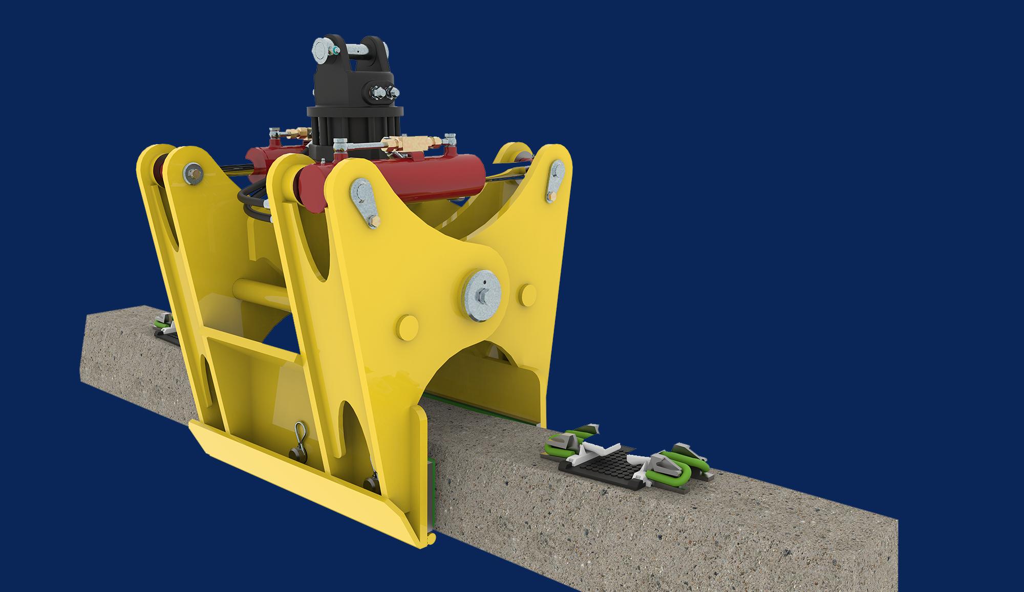 sleeper handling of thomson rail