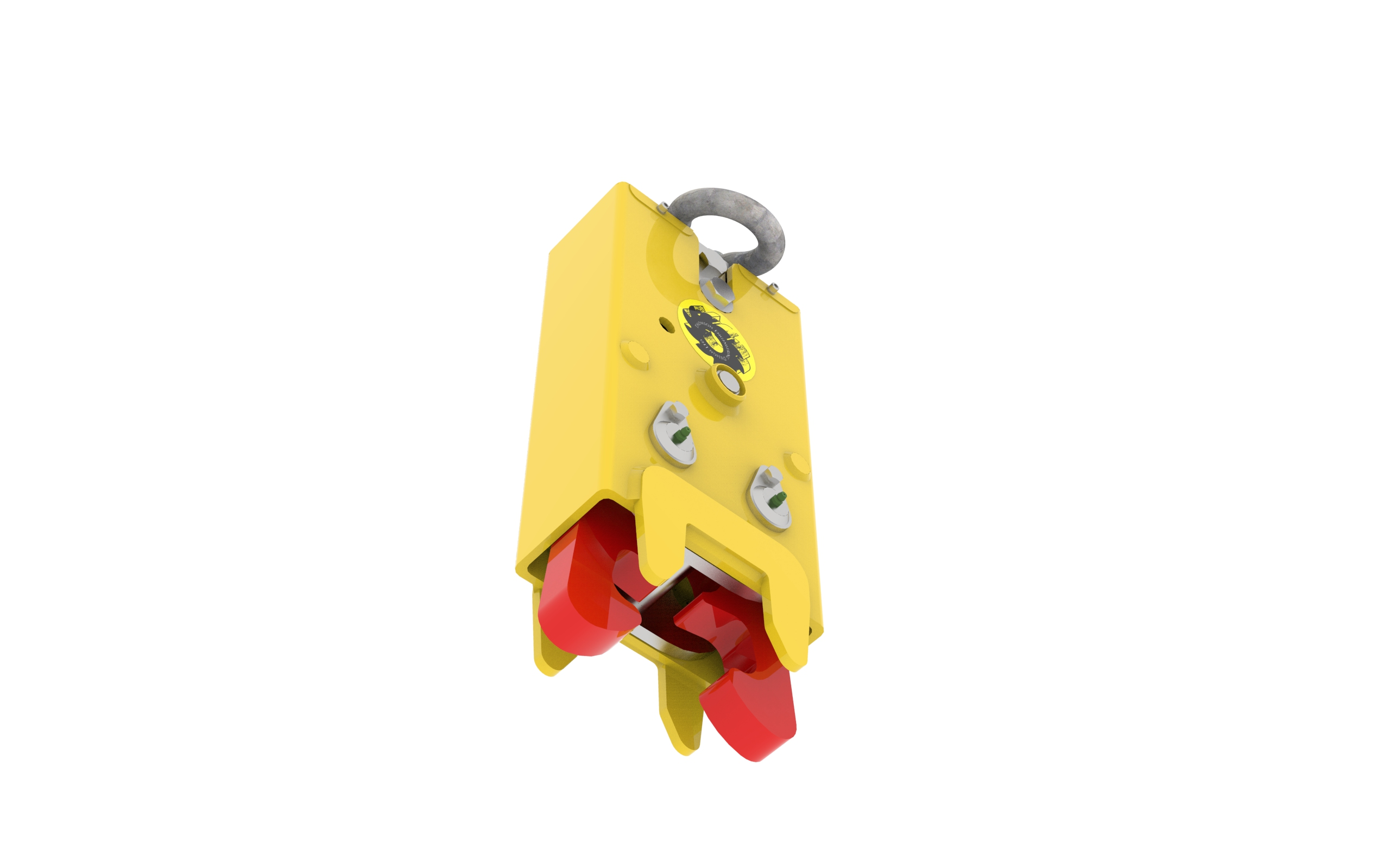 Automatic Autolok Rail Grab for technical industries