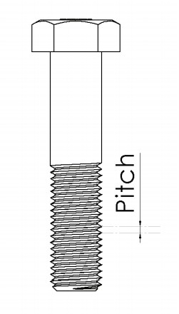pitch for automated machines