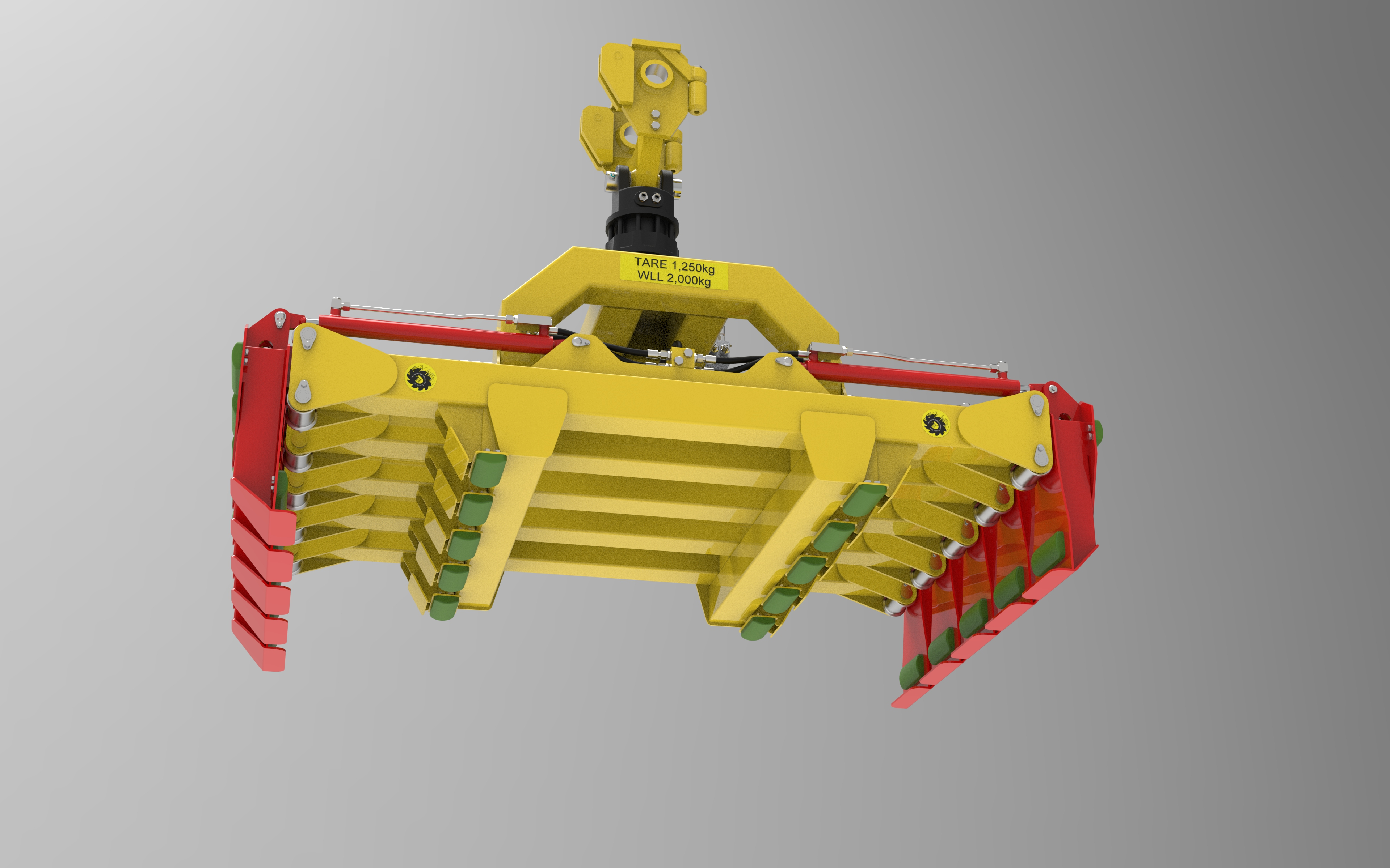 SHB21 Sleeper Handler for automated industries